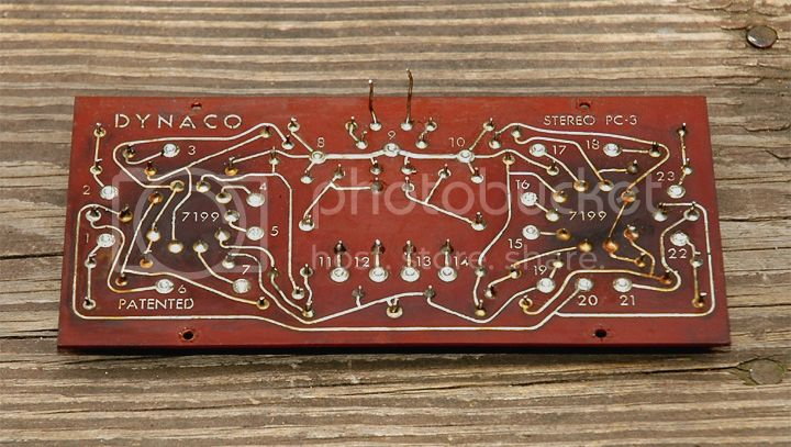 ST-70 rebuild with terrible hum DynacoPC-3boardbackside
