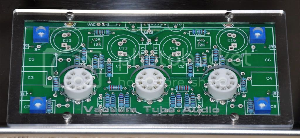 New product - VTA driver board cover (photo) VTAdriverboardcover-1