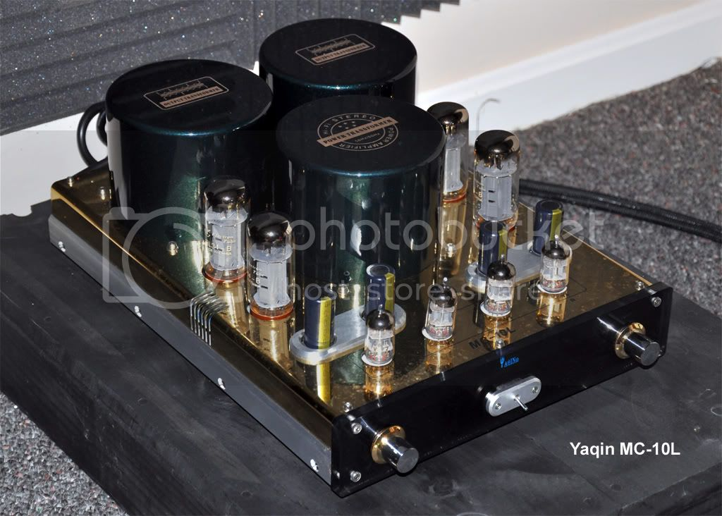 Chinese Tube amps ? YaqinMC-10L