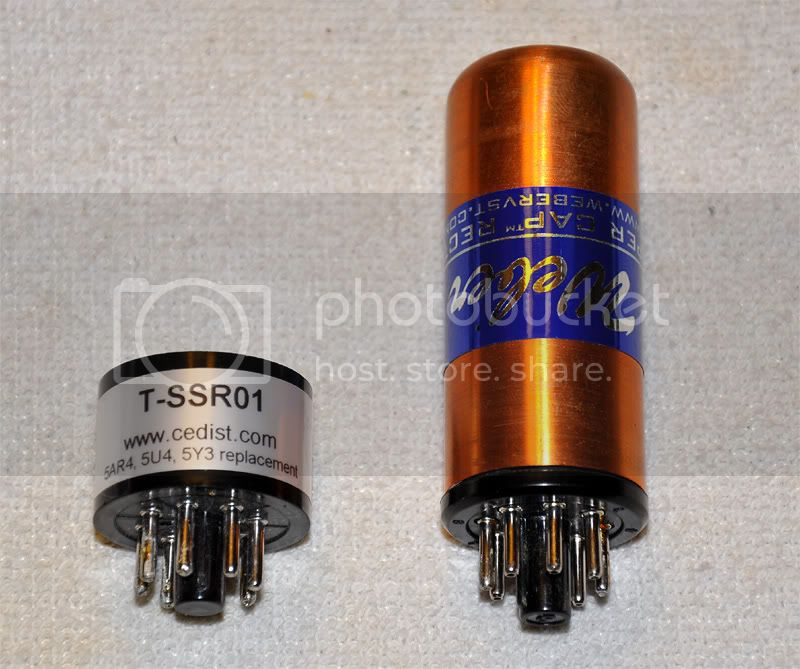Poor man's solid state replacement rectifier for Dynaco ST-70, Mark II, Mark III or Mark IV Solidstaterectifiers