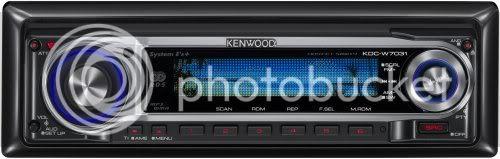 mk2 golf - banded steelies update Kenwoodcdplayer