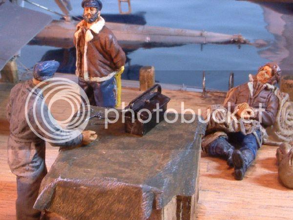 Docs Swordfish Diorama 10