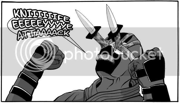 You Laff, You Lose KNIFEEYEATTACK