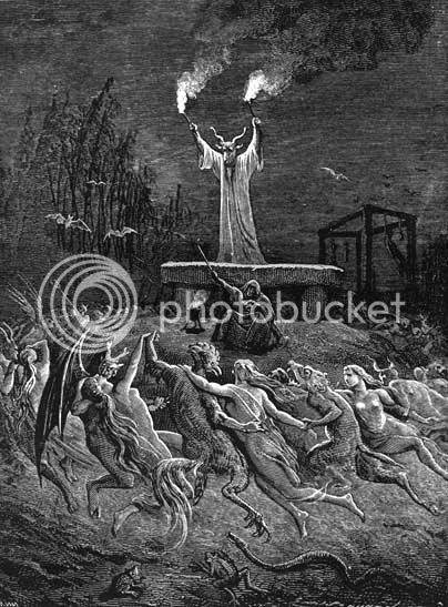 Ange déchu Sabbat