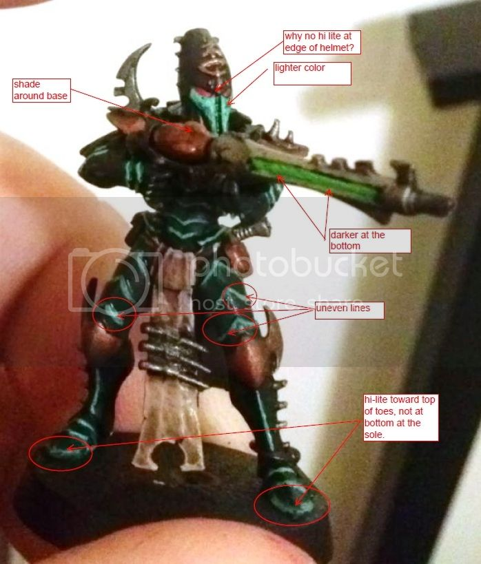New to Dark Eldar, does this Archon look good?  A97d93bf-5f24-4e38-8924-43b29c968f86_zps6efb7681