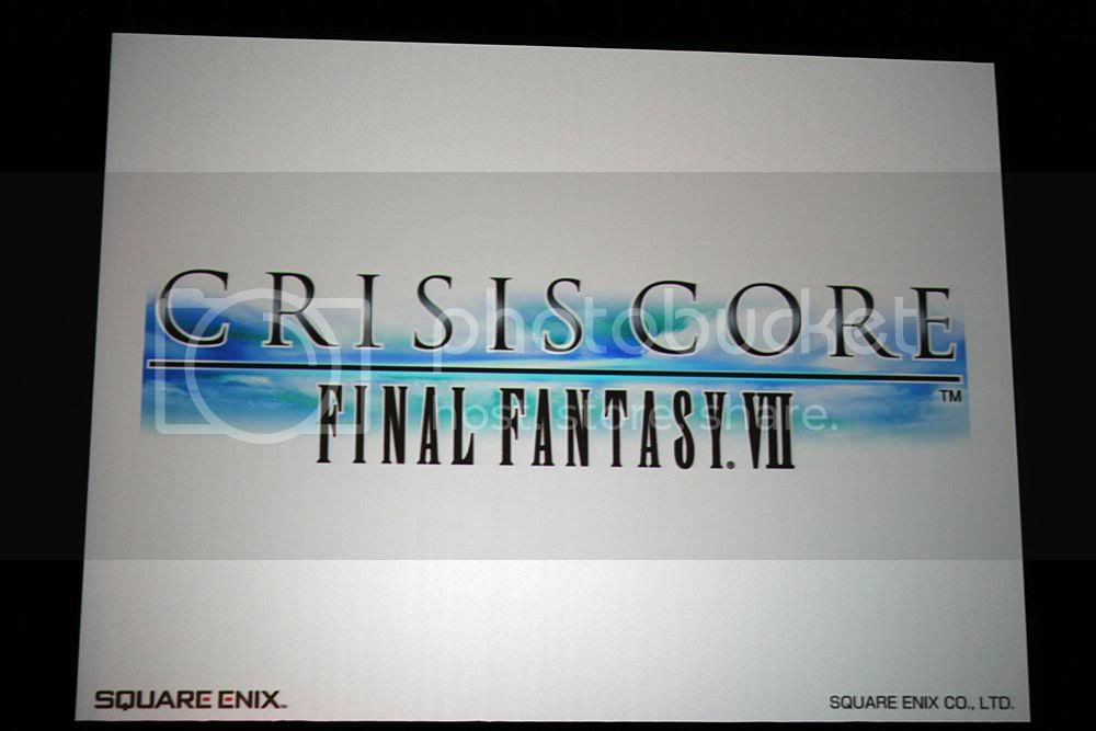 Final Fantasy VII Crisis Core CompilationofFinalFantasyVIICrisisC