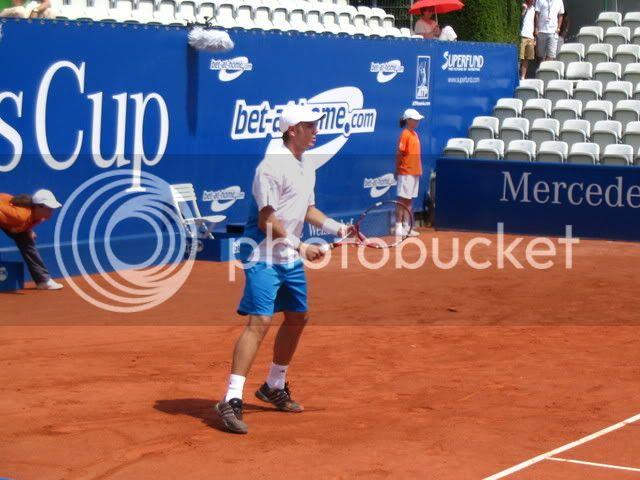 ATP: Tournoi de Sttugart Stuttgart07124