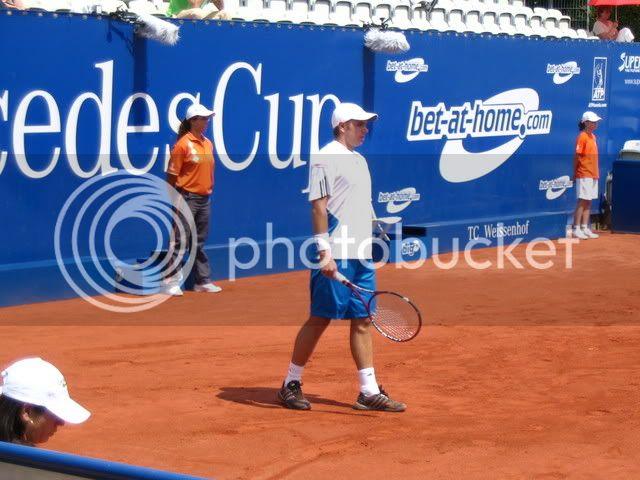 ATP: Tournoi de Sttugart Stuttgart07126