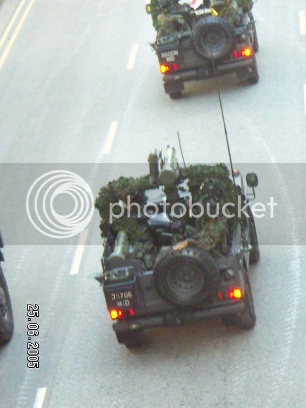 Forces armées de Singapour/Singapore Armed Forces (SAF) Spikeinfront