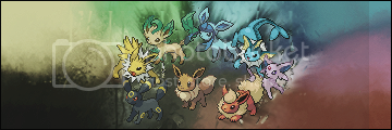Teh Awesome EEVEE and its evolutions fan club!!! Eevee