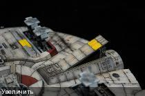 FineMolds 1/72 Millennium Falcon Bc53e8838196dd3052195b4d3a4b780d