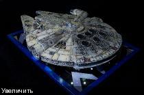 FineMolds 1/72 Millennium Falcon B2932edfcc928cc542ad116c7a9e5e58