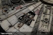 FineMolds 1/72 Millennium Falcon 36496369d90a8160138e68281f0d106d