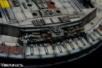 FineMolds 1/72 Millennium Falcon 4dc4971648ba986bd7b30a722b698e96