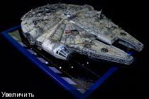 FineMolds 1/72 Millennium Falcon 47977ad2b09eec4bb23875ff37c098b0