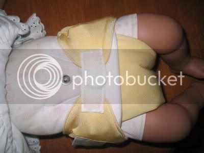 Photos de mon nouveau-né en bumgenius Nombril