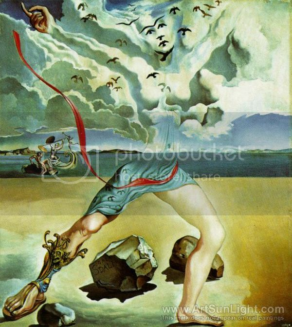 EL MOMENTO JUSTO... P-D0016-0481-mural-painting-for-helena-rubinstein-panel