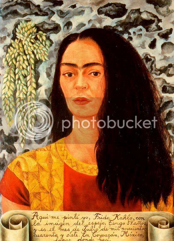 Autorretrato con el Pelo Suelto. Frida Kahlo Autorretrato1947ph4_zpsd79c3372