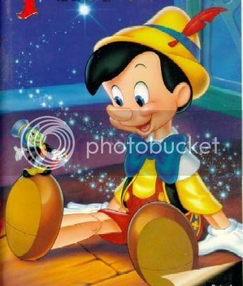 PINOCHO.... Pinocho