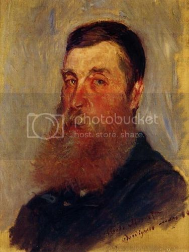 Portaretrato de un pintor inglés. Claude Monet Portrait-of-an-english-painter_zps1903910e