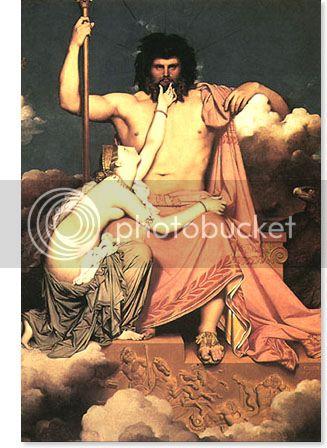 MORTALES PERDIDOS EN EL EROS Zeus