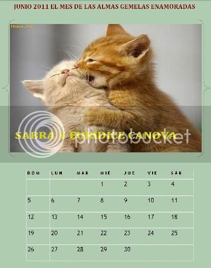 FIRMAS SABRA EURÍDICE - Página 2 Calendario