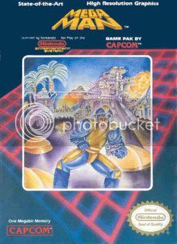 Caratulas de videojuegos horribles MegamanBox