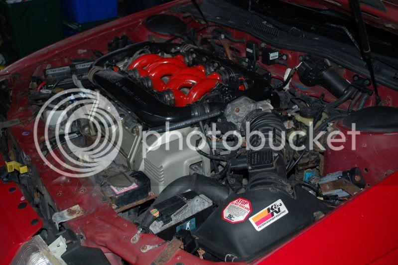 1994 Ford Taurus SHO- The Yammahammer (SOLD) DSC_0132