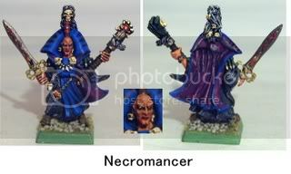 NM or MIWIH- New Miniatures or Miniatuures I Wish I Have Necromancer