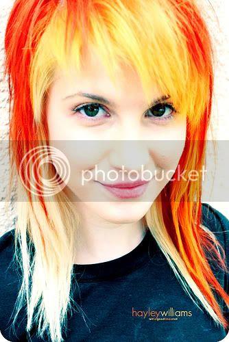 Paramore!!!! Hayley