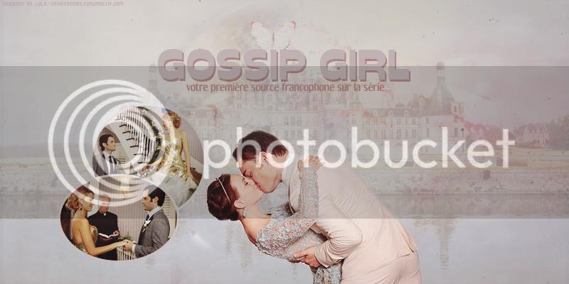 *Gossip girl*