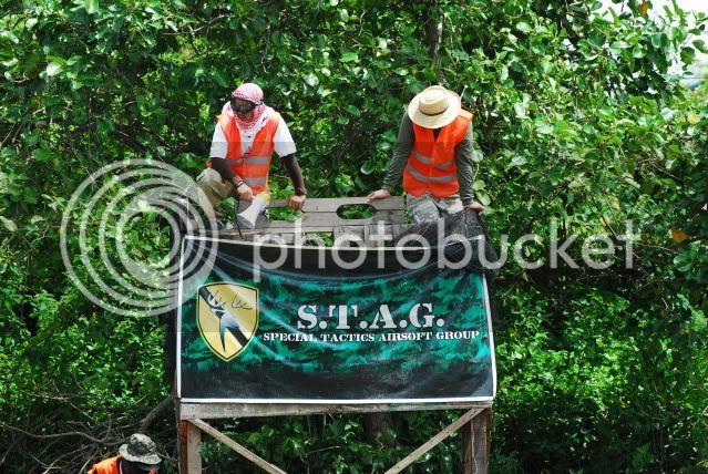 Team Stag speedball invitation DSC_0589