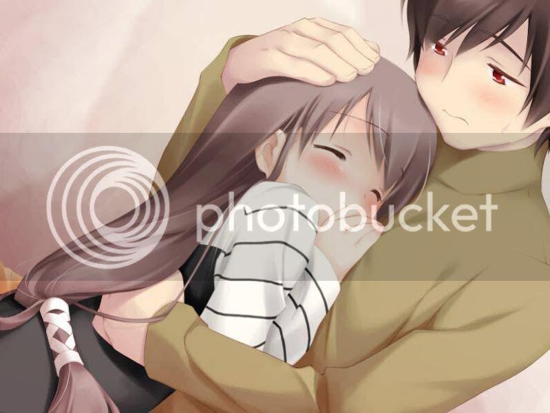 انمى الرومانسيه Hug