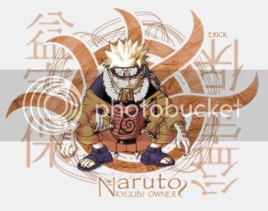 Perfil - Naruto Kyuubi Naruto