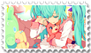 Stamps Vocaloid!!! Dadaii