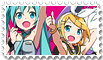 Stamps Vocaloid!!! Sscandy