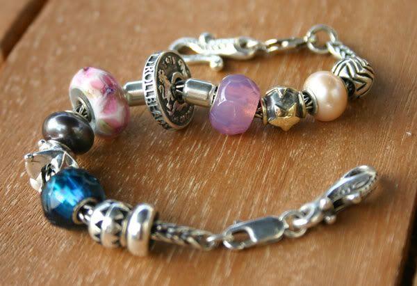 Show us your mini bracelets! Prism-coin