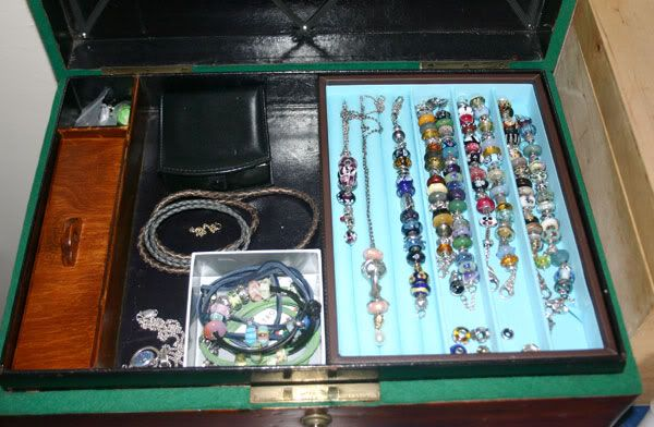 My New Box with pictures added of the full Boxes;) Bead-box3