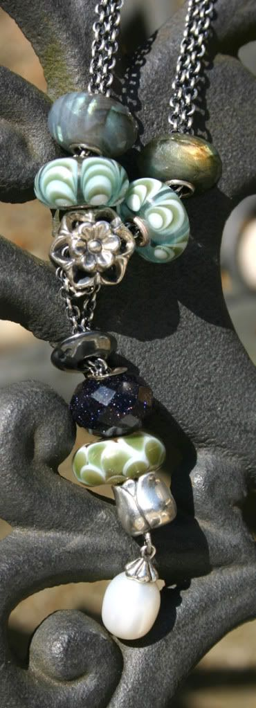 Zucchini Flower on a Fantasy necklace? New-pearl-FN2
