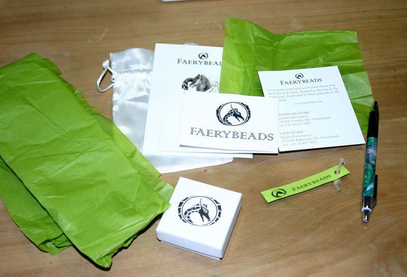 My faery bracelet Faerybeads1