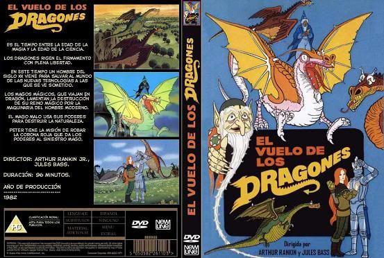 [DD] El vuelo de los dragones Dragon545