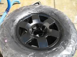 WTB: Stock FJ Alloy wheels Photo3