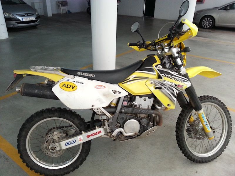 DRZ 400 S. 1700 € 20130707_182118