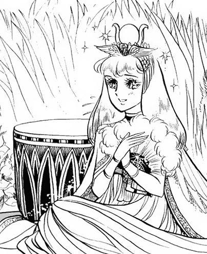 Hình ảnh Carol trắng đen trong bộ truyện Cô gái Sông Nile ( Ouke Monshou ) 尼罗河的女儿; 尼羅河女兒; 王家の紋章; คําสาปฟาโรห์; 왕가의 문장 - Page 2 1dot118_zps552ae56a