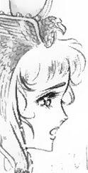 Hình ảnh Carol trắng đen trong bộ truyện Cô gái Sông Nile ( Ouke Monshou ) 尼罗河的女儿; 尼羅河女兒; 王家の紋章; คําสาปฟาโรห์; 왕가의 문장 - Page 2 1dot121_zpse6398455