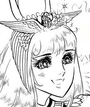 Hình ảnh Carol trắng đen trong bộ truyện Cô gái Sông Nile ( Ouke Monshou ) 尼罗河的女儿; 尼羅河女兒; 王家の紋章; คําสาปฟาโรห์; 왕가의 문장 - Page 2 1dot128_zpsfca6bab7