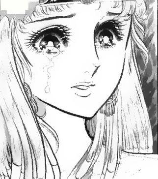 Hình ảnh Carol trắng đen trong bộ truyện Cô gái Sông Nile ( Ouke Monshou ) 尼罗河的女儿; 尼羅河女兒; 王家の紋章; คําสาปฟาโรห์; 왕가의 문장 - Page 2 1dot156_zpsc9491763