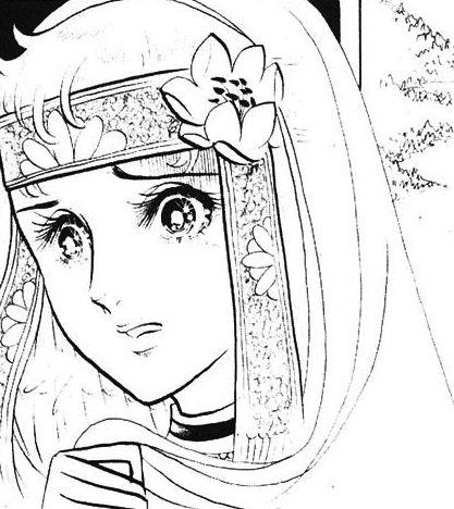 Hình ảnh Carol trắng đen trong bộ truyện Cô gái Sông Nile ( Ouke Monshou ) 尼罗河的女儿; 尼羅河女兒; 王家の紋章; คําสาปฟาโรห์; 왕가의 문장 - Page 2 1dot179_zps60eb0f9f