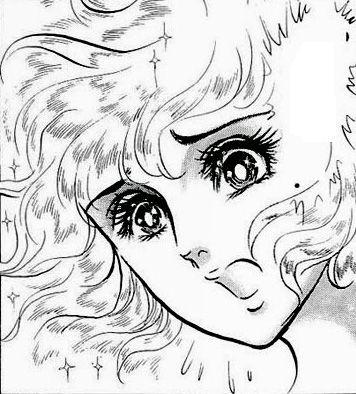 Hình ảnh Carol trắng đen trong bộ truyện Cô gái Sông Nile ( Ouke Monshou ) 尼罗河的女儿; 尼羅河女兒; 王家の紋章; คําสาปฟาโรห์; 왕가의 문장 1dot17_zpsbd52d81e