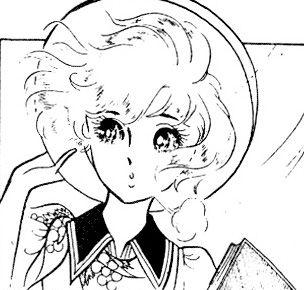 Hình ảnh Carol trắng đen trong bộ truyện Cô gái Sông Nile ( Ouke Monshou ) 尼罗河的女儿; 尼羅河女兒; 王家の紋章; คําสาปฟาโรห์; 왕가의 문장 - Page 2 1dot185_zpsef12970a